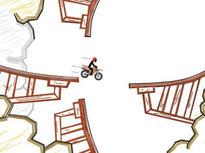 Paper Racer online game