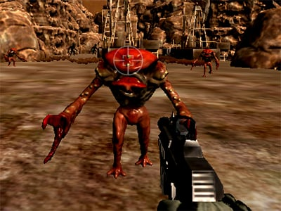 Mars Defence 2 : Aliens Attack online game