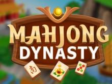 Mahjong Dynasty online hra