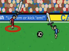 Sword Soccer online game