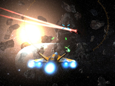 Space Battle online game