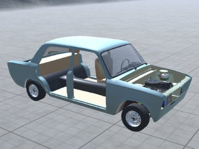 Car Tuning Simulator online hra