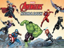 Avengers Hydra Dash online game