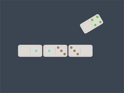 Dominoes Multiplayer online game