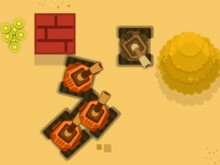 Armored Blasters  online game