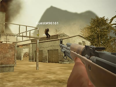 Nam - The Resistance War online game