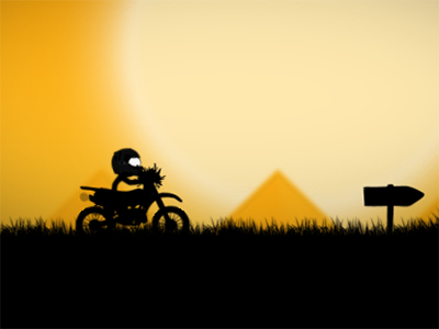 Super Stickman Biker  online game