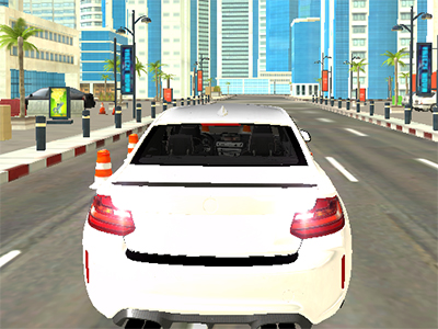 Monoa City Parking online game