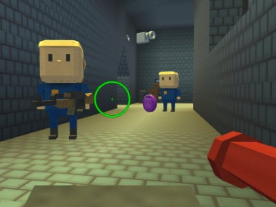 Kogama: Escape From HARD Prison online game