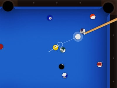 Rack'Em 8 Ball online game