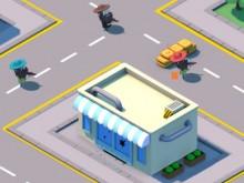 Cube City Wars online hra