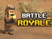 Battle Royale online game