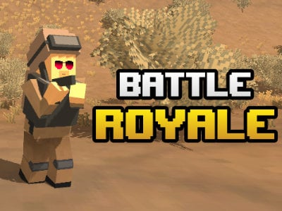 Battle Royale online hra