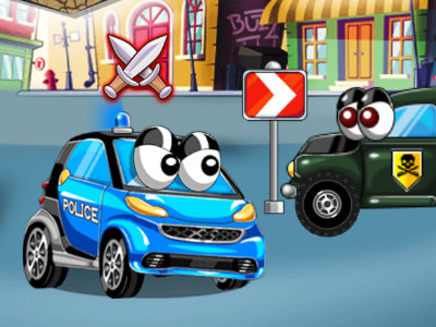 Car Toys online hra