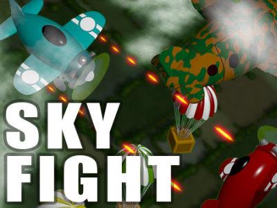 Sky Fight online hra