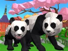 Panda Simulator 3D online game