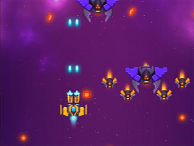 Space Blaze online hra