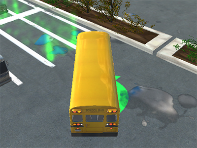 Bus Master Parking 3D online hra
