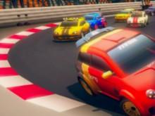 Mayhem Racing online hra