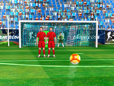 Freekick Classic online game