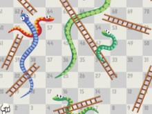 Snakes and Ladders online hra