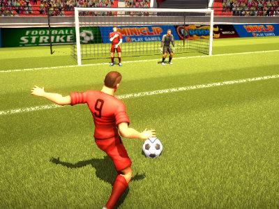 World Soccer 2018 online hra