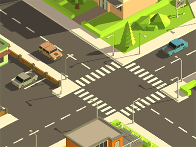 Traffic Mania online game