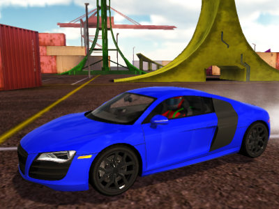 Ado Stunt Cars 2 online game