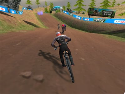 DownHill Rush online game