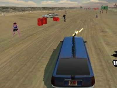 Apocalypse Drive juego en línea