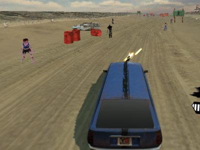 Apocalypse Drive online hra