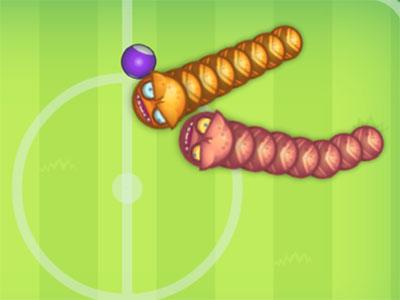 Soccer Snakes online hra