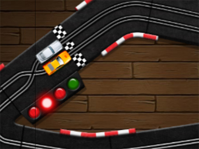 Slot Car Racing online game