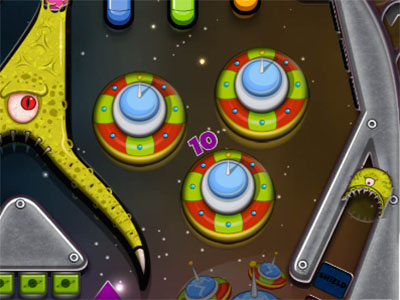 Space Adventure Pinball online game