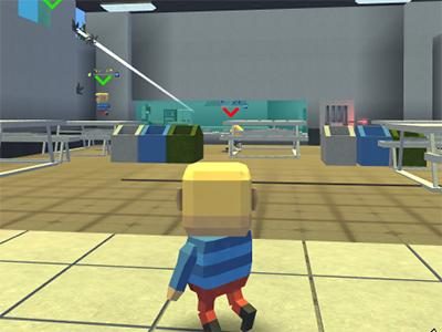 Kogama: Prison Life juego en línea