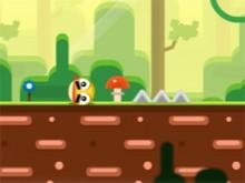 Yellow Ball Adventure online hra