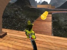 Moto Rider: Impossible Track online game