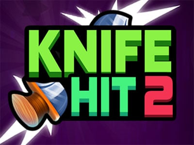 Knife Hit 2 online game