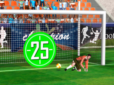 3D Free Kick: World Cup 18 online hra