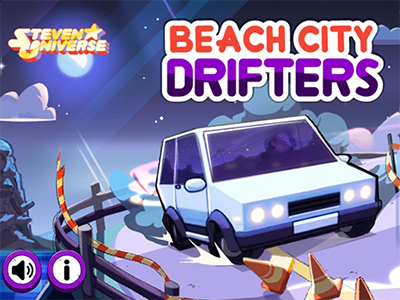 Beach City Drifters online game