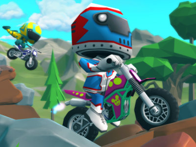 Moto Trial Racing  online game