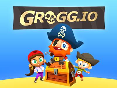 Grogg.io juego en línea