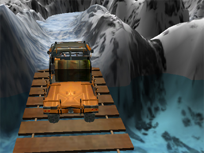 Mountain Truck Transport online game