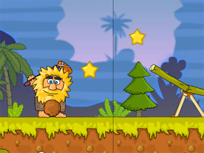 Adam and Eve: Golf oнлайн-игра