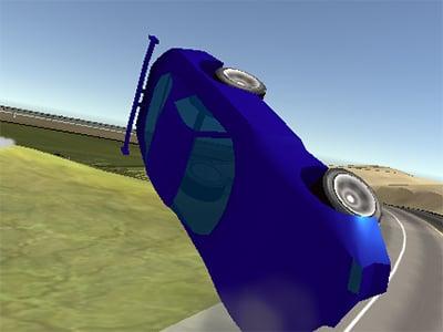 Stunt Simulator online hra