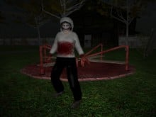 Jeff The Killer: Horrendous Smile online hra