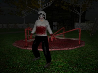Jeff The Killer: Horrendous Smile online game