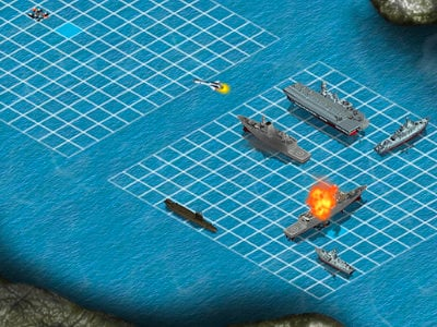 Battleship War Multiplayer online hra