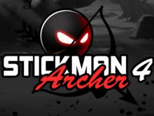Stickman Archer 4 online game