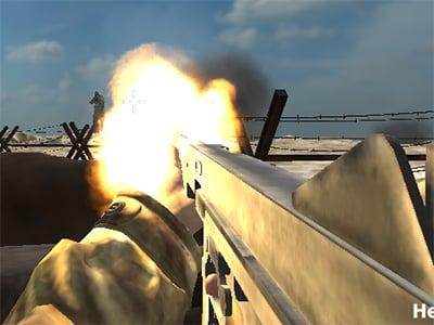 WWII:Seige online hra